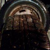 Зимка колёса. Фото 2.