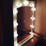 Макияжное зеркало. Фото 1.