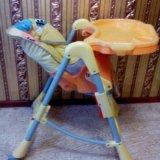 Срочно!продается стульчик для кормления. Фото 1. Кольчугино.