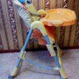 Срочно!продается стульчик для кормления. Фото 2. Кольчугино.