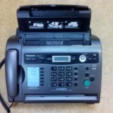 Факс panasonic kx-flc413. Фото 1.