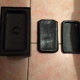 Оригинальные документы на iphone 3 + два чехла. Фото 2.