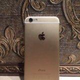 Iphone 6 золотой 16гб. Фото 4.