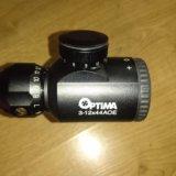 Оптический прицел. Фото 2.