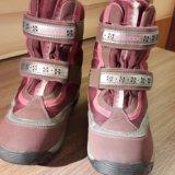 Зимние ботинки geox. Фото 3. Москва.