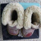 Зимние ботиночки 26 размера. Фото 2. Подольск.