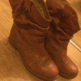 Ботинки. Фото 2. Истра.