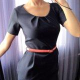 Новое строгое платье миди. Фото 3. Истра.