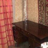 Антиквар.стол из натуральн. дерева под реставрацию. Фото 3.