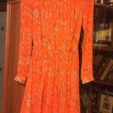 🌻яркое и женственное платье от киры пластининой. Фото 1.