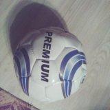 Футбольный мяч. Фото 1.