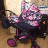 Детская коляска 2в1. Фото 1.