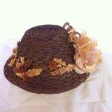 """Шляпка """" осень """" для куклы. Фото 4."""