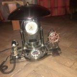 Почти даром! телефон, часы и муз.шкатулка. Фото 2.