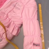 Куртка зимняя/межсезон на девочку 110 см. Фото 2.
