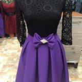 Платье 46-48р. Фото 1.