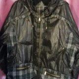 Куртка весенняя р.56-58. Фото 1.