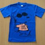 Новые футболки для мальчиков 6-7 лет. Фото 2. Мысхако.