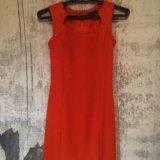 Красное платье. Фото 1. Москва.