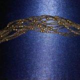 Колье браслет серебро 925. Фото 3. Обнинск.