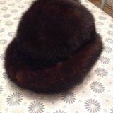 Норковая шапка. Фото 1. Касимов.