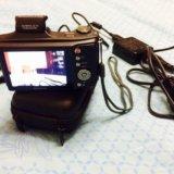 Цифровой фотоаппарат olympus и в подарок чехол. Фото 2. Москва.