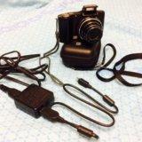 Цифровой фотоаппарат olympus и в подарок чехол. Фото 1.