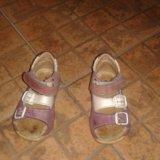 Ортопедические сандали размер 20. Фото 2. Бор.