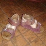 Ортопедические сандали размер 20. Фото 3. Бор.