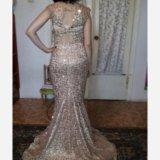 Шикарное платье. Фото 3.