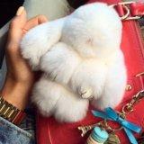 Кролики из натурального меха кролика . Фото 1. Москва.