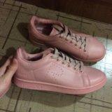 Adidas stan smith by raf simons. Фото 1.