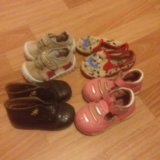 Отдам обувь р. 21-22. Фото 1. Санкт-Петербург.