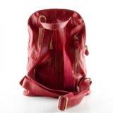Рюкзак женский из натуральной кожи.. Фото 2.