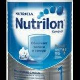Nutrilon комфорт 1. Фото 1.