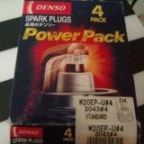Свечи зажигания denso spark plugs w20ep-u. Фото 1.