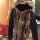Мужская кожаная куртка. Фото 3. Тюмень.
