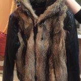 Мужская кожаная куртка. Фото 4. Тюмень.