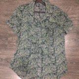 Блузка с коротким рукавом. Фото 2. Химки.