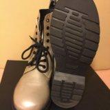 Ботинки высокие cult. кожа.. Фото 4.