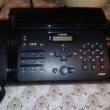Факс телефон копир canon jk210p. Фото 4. Москва.