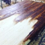 Столешница из массива. деревянные столешницы. Фото 4.