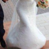 Свадебное платье rossa clars. Фото 4. Москва.