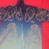 Летняя  рубашка. Фото 1.