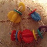 Игрушка погремушка. Фото 2. Красногорск.
