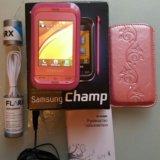 Телефон samsung champ. Фото 2. Москва.