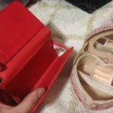 Чехол/сумочка для телефона и шкатулка. Фото 1.