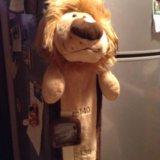 Новый ростомер львенок лева от gulliver. Фото 2.