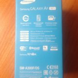 Samsung galaxy a3. Фото 4. Тюмень.