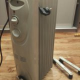 Радиатор маслянный. Фото 1.